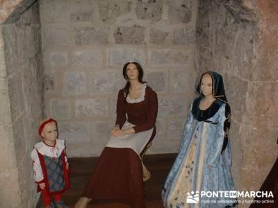 Castillo de Peñafiel - Viaje enológica a Ribera del Duero; grupos montaña madrid